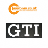 Mk1 Golf GTI Grille Badge (Genuine) 171853679